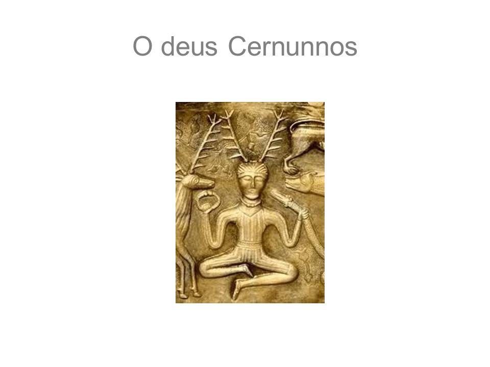 O deus Cernunnos