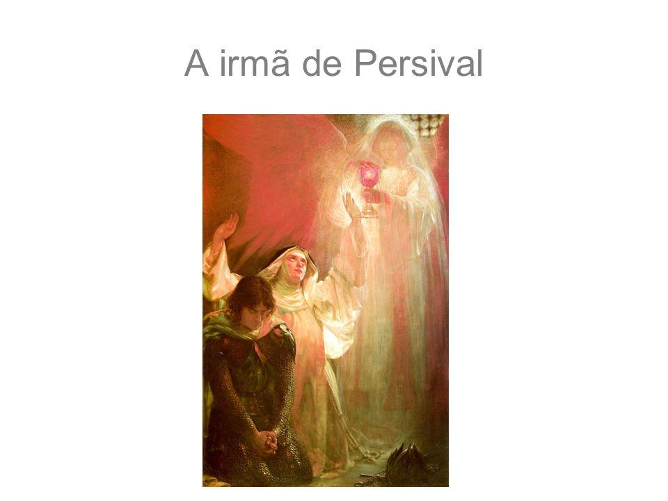 A irmã de Persival