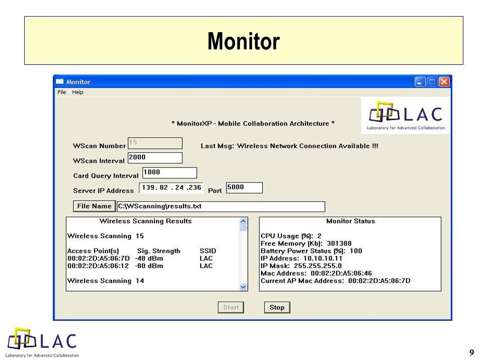 9 Monitor