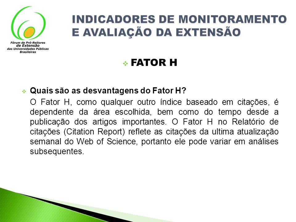 DIMENSÃOINDICADOR Plano acadêmico Previsão de ações de extensão como componente curricular.