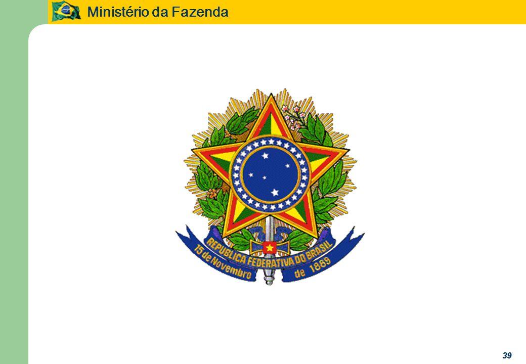 Ministério da Fazenda 39