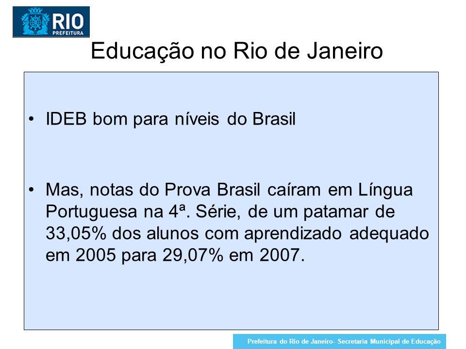 SALTO NA QUALIDADE DA EDUCAÇÃO 1.