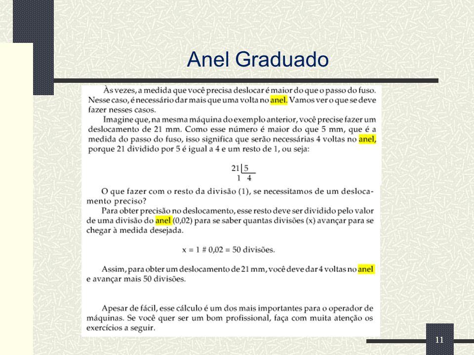 Anel Graduado 11