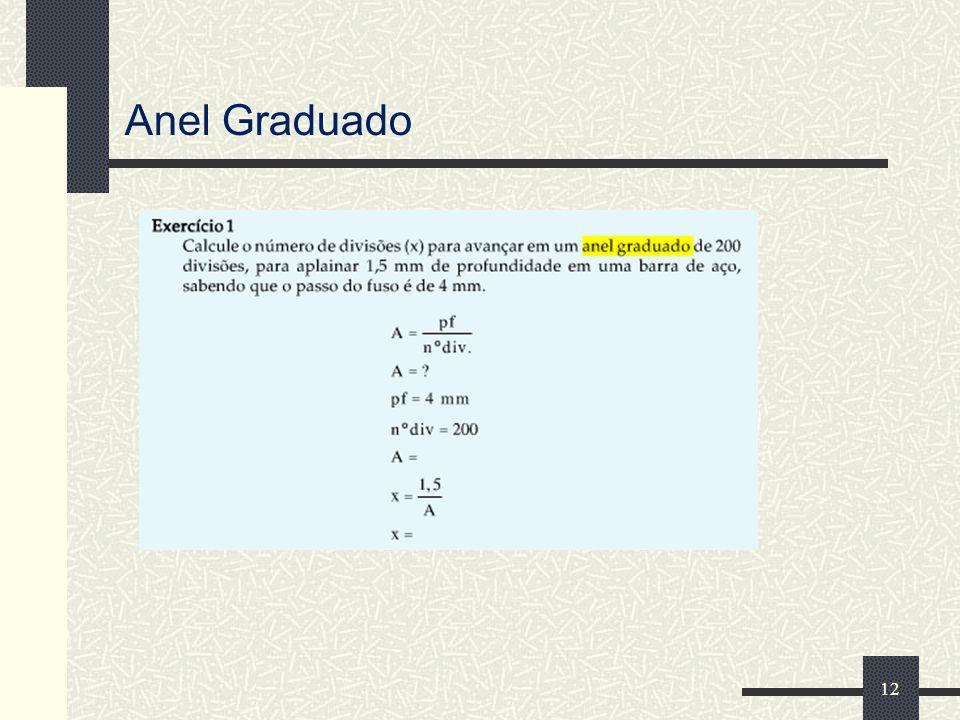 Anel Graduado 12