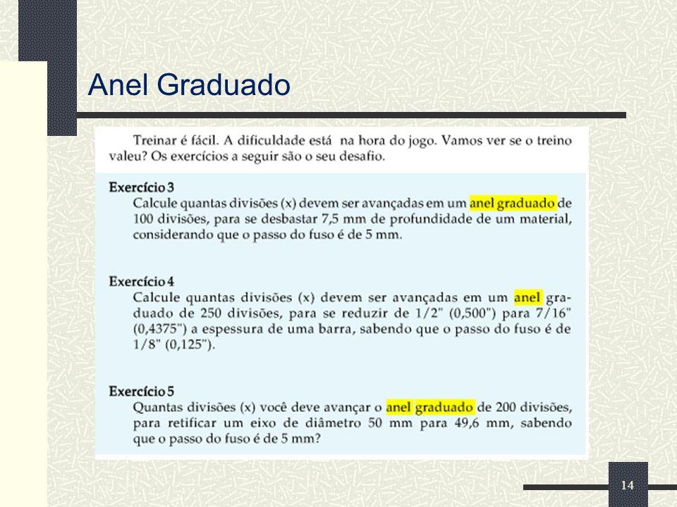 Anel Graduado 14