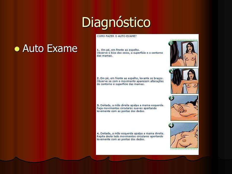 Diagnóstico Exame Clínico Exame Clínico