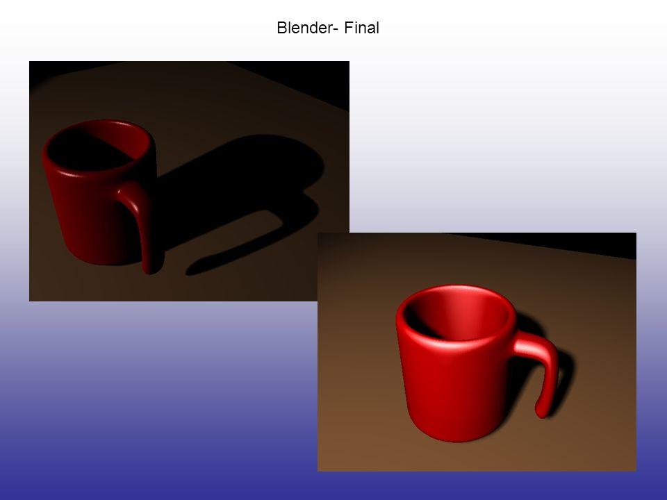 Blender- Final