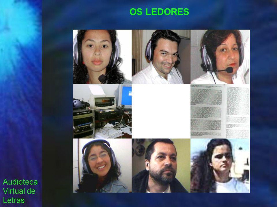 Audioteca Virtual de Letras OS LEDORES