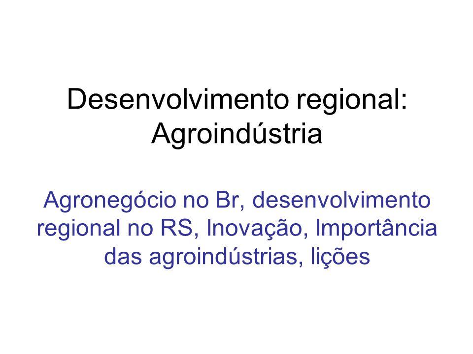 SISTEMA AGROINDUSTRIAL AMBIENTE INSTITUCIONAL CULTURA, TRADIÇÕES, EDUCAÇÃO, COSTUMES AMBIENTE ORGANIZACIONAL INFORMAÇÃO, ASSOCIAÇÕES, P&D, FINANÇAS, FIRMAS INSUMOS AGRO- PECUÁRIA INDÚSTRIA DISTRI- BUIÇÃO ATACADO DISTRI- BUIÇÃO VAREJO T1T5T4T3T2