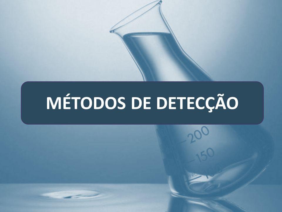 MÉTODOS DE DETECÇÃO