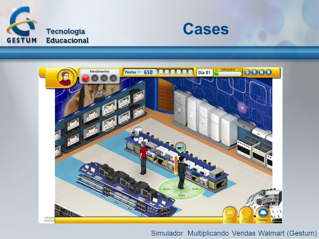 Simulador Multiplicando Vendas Walmart (Gestum) Cases