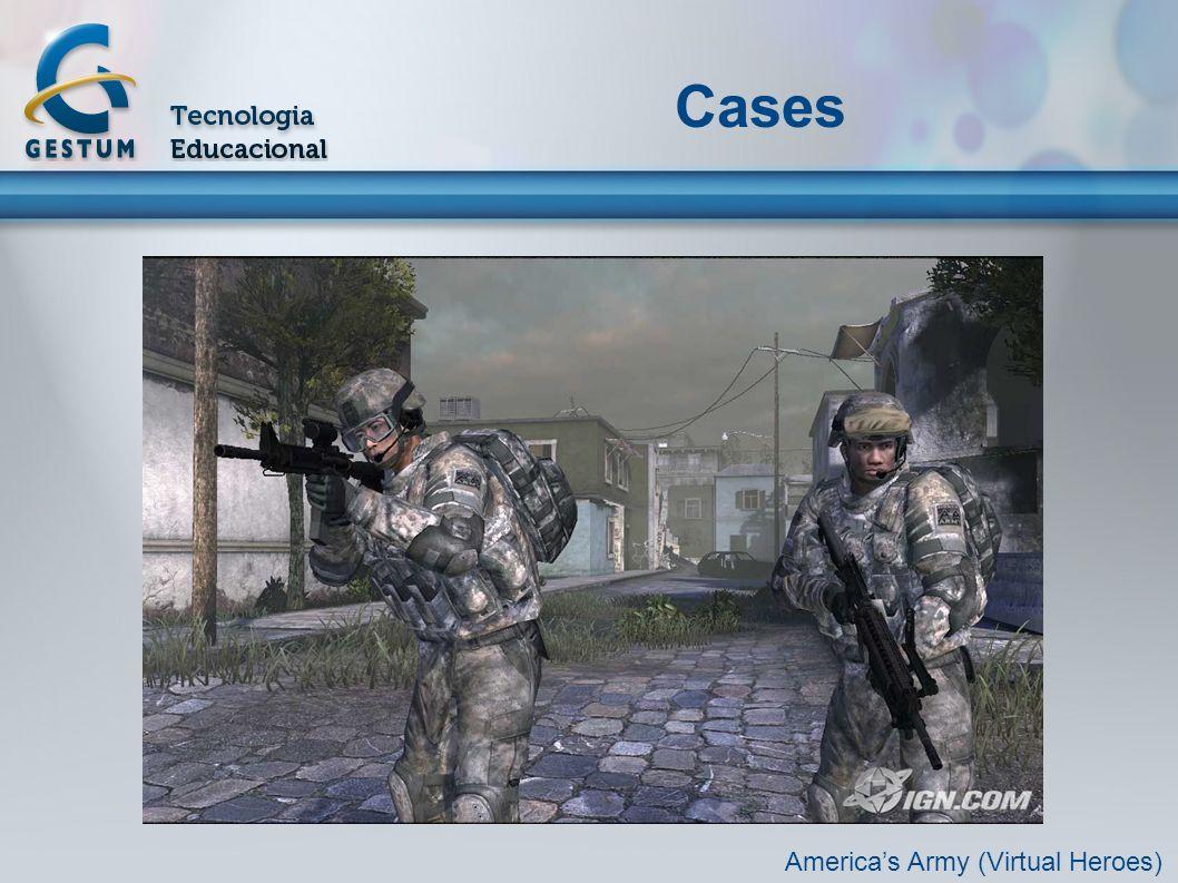 Americas Army (Virtual Heroes) Cases