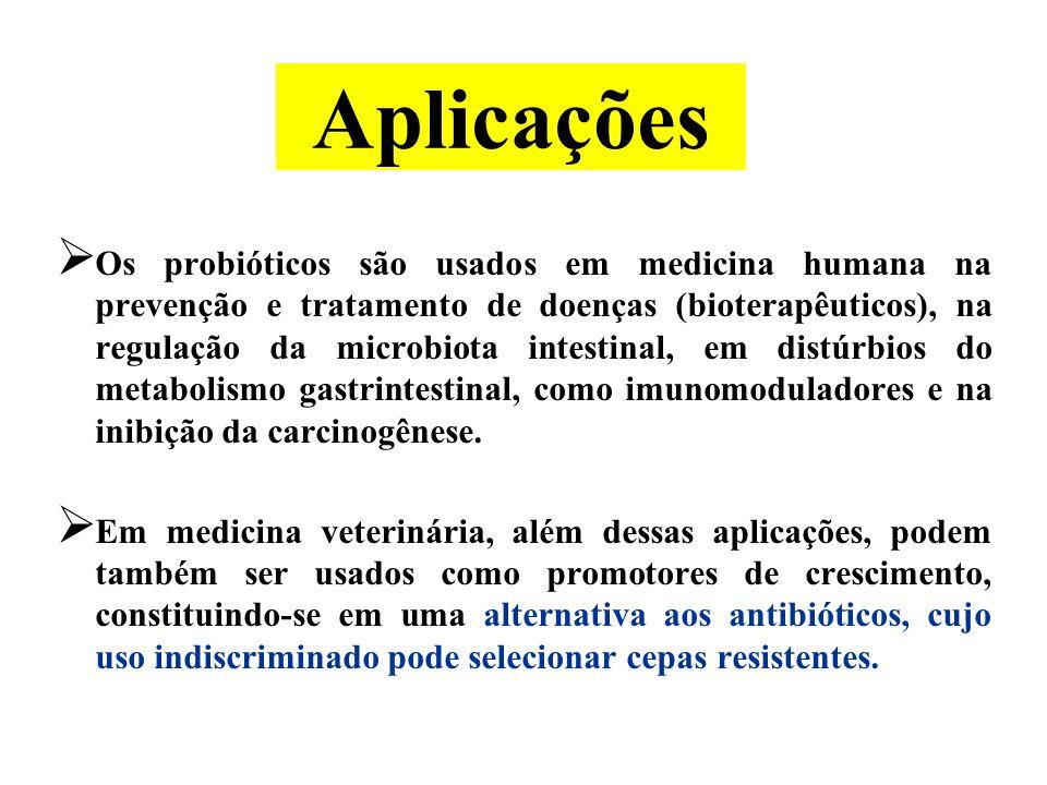 Mecanismos de ação 1- Exclusão competitiva - Competição por sítios de adesão - Competição por nutrientes - Produção de compostos antimicrobianos 2- Al