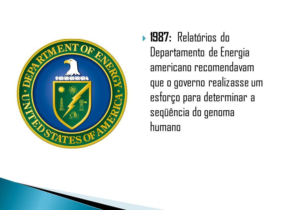 Para realizar este processo, foram usados dados do genoma que foram gerados pelo consórcio público, denominados PFP data.