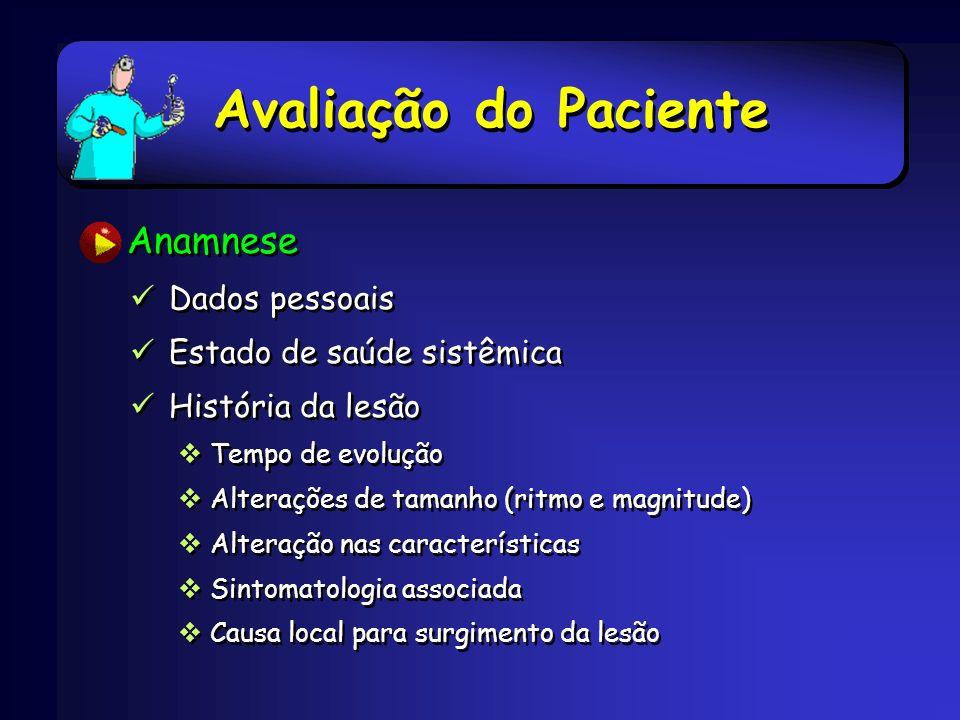 Biópsia Incisional Princípios PETERSON, et al., 1998.