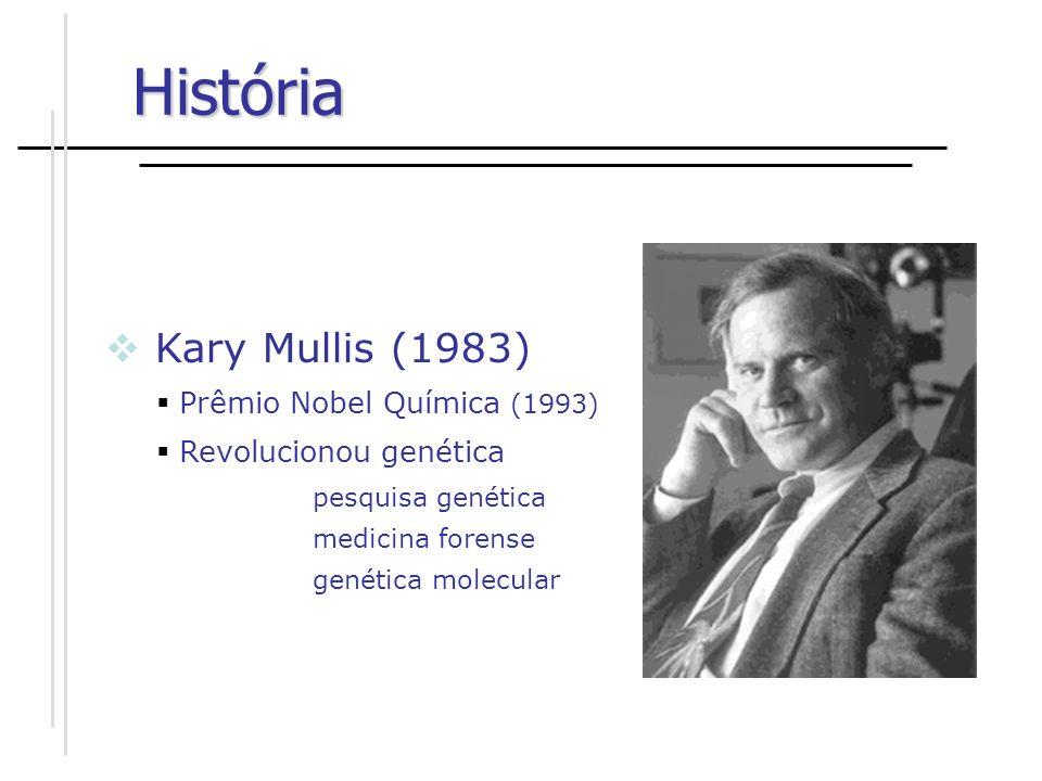 ETAPAS DA PCR
