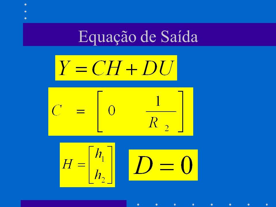 Equação de Saída