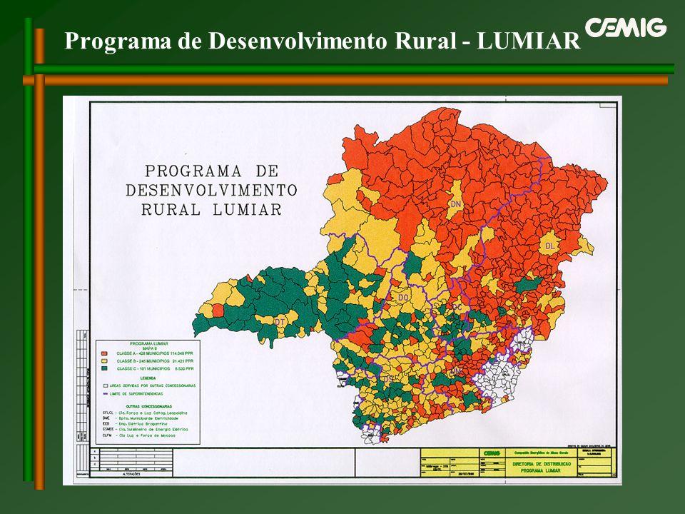 Programa de Desenvolvimento Rural - LUMIAR