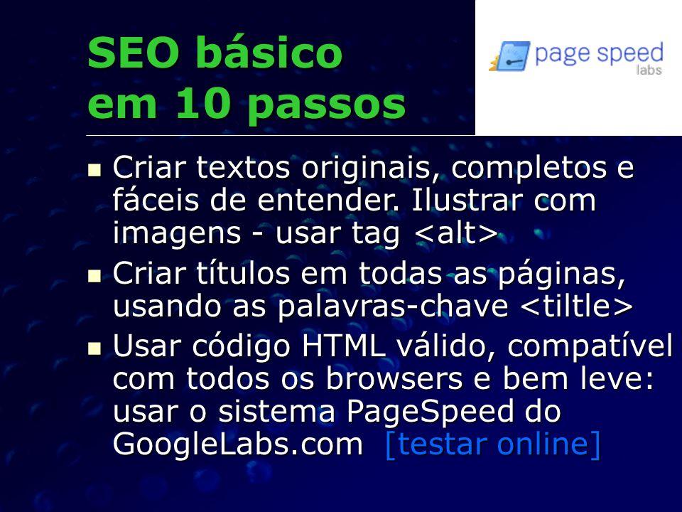 Criar 2 sitemaps: HTML e XML Criar 2 sitemaps: HTML e XML