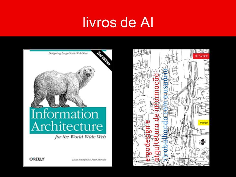 livros de AI