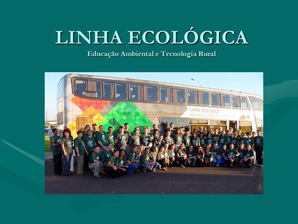 A Linha Ecológica é uma parceria entre o Conselho de Desenvolvimento dos Municípios Lindeiros ao Lago de Itaipu, Itaipu Binacional e os Dezesseis Municípios que integram o Conselho.