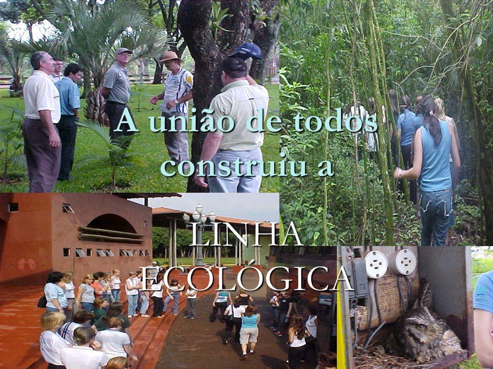 Desenvolver trabalhos com as comunidades carentes, crianças, adolescentes, trabalhadores, donas de casa e agricultores, é seu diferencial LINHA ECOLÓGICA 2002