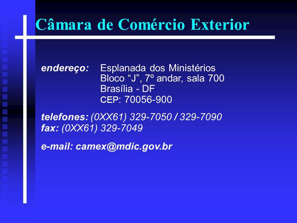 endereço: Esplanada dos Ministérios Bloco J, 7º andar, sala 700 Brasília - DF CEP : 70056-900 telefones: (0XX61) 329-7050 / 329-7090 fax: (0XX61) 329-