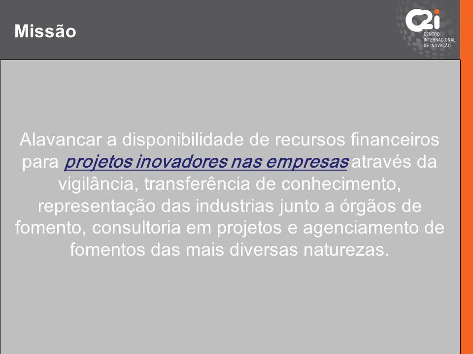 Alavancar a disponibilidade de recursos financeiros para projetos inovadores nas empresas através da vigilância, transferência de conhecimento, repres