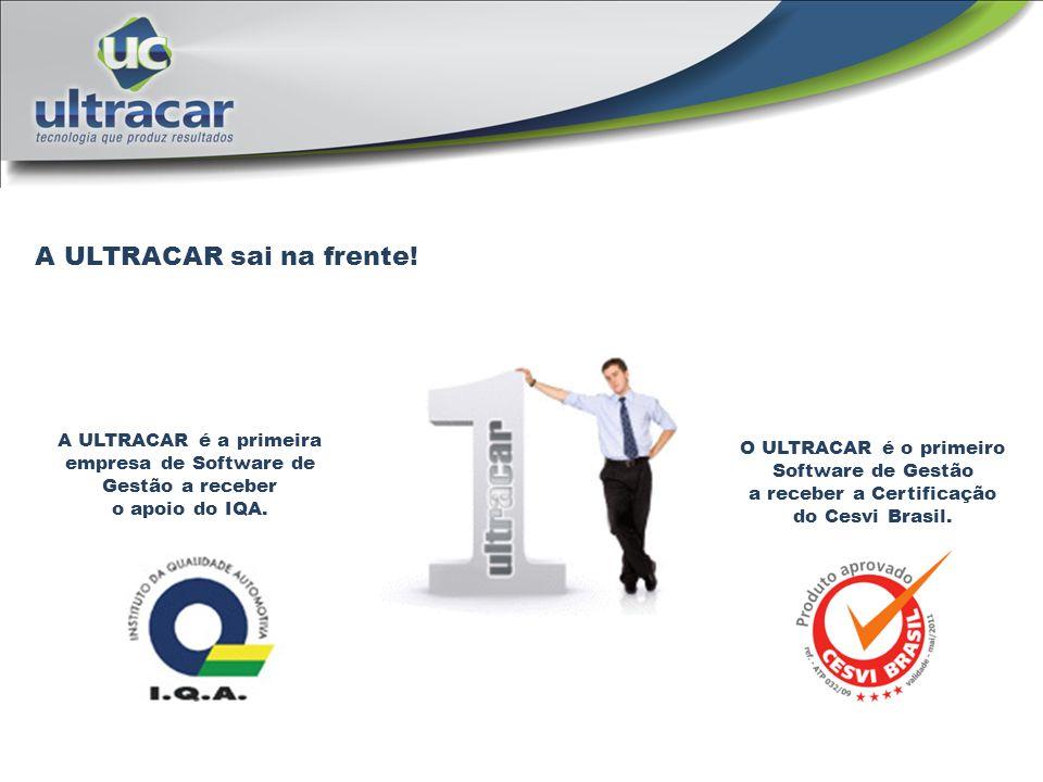 A ULTRACAR sai na frente! A ULTRACAR é a primeira empresa de Software de Gestão a receber o apoio do IQA. O ULTRACAR é o primeiro Software de Gestão a