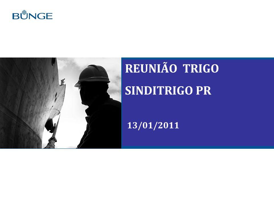 REUNIÃO TRIGO SINDITRIGO PR 13/01/2011