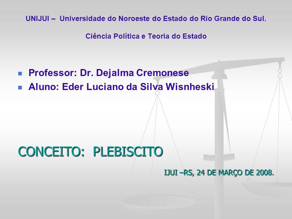 O debate à época não se deu por completo, pois, conforme a imprensa noticiou, muitos brasileiros, mesmo diante das urnas, nem sequer sabiam diferenciar com exatidão cada uma das propostas apresentadas