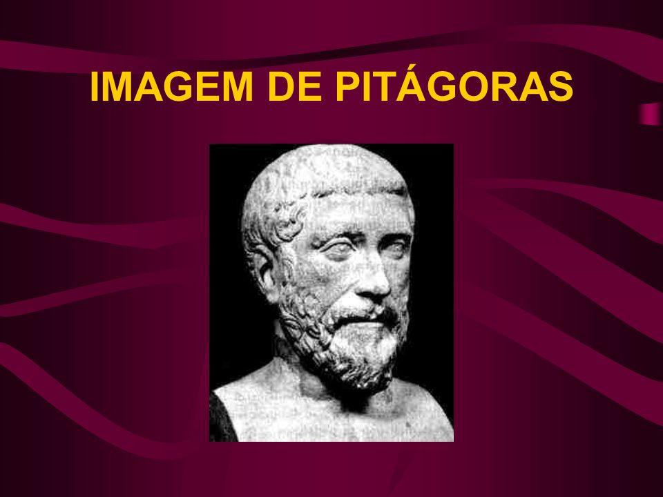 IMAGEM DE PITÁGORAS