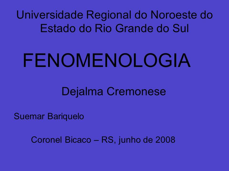 1913 Idéias para uma fenomenologia pura.Crise da razão gnosiológica.