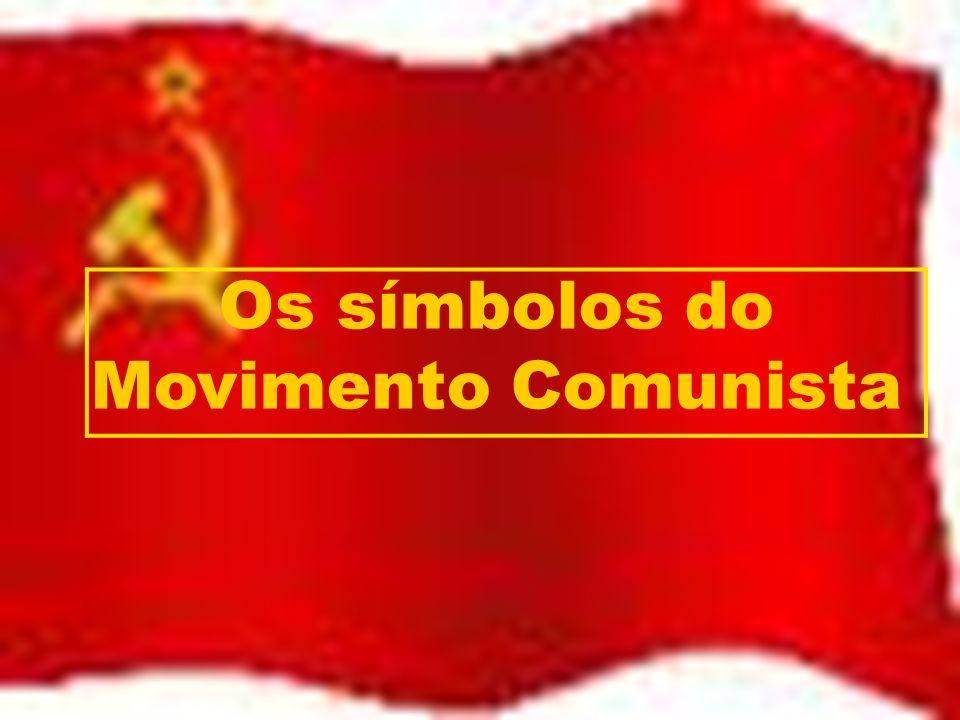 Os símbolos do Movimento Comunista