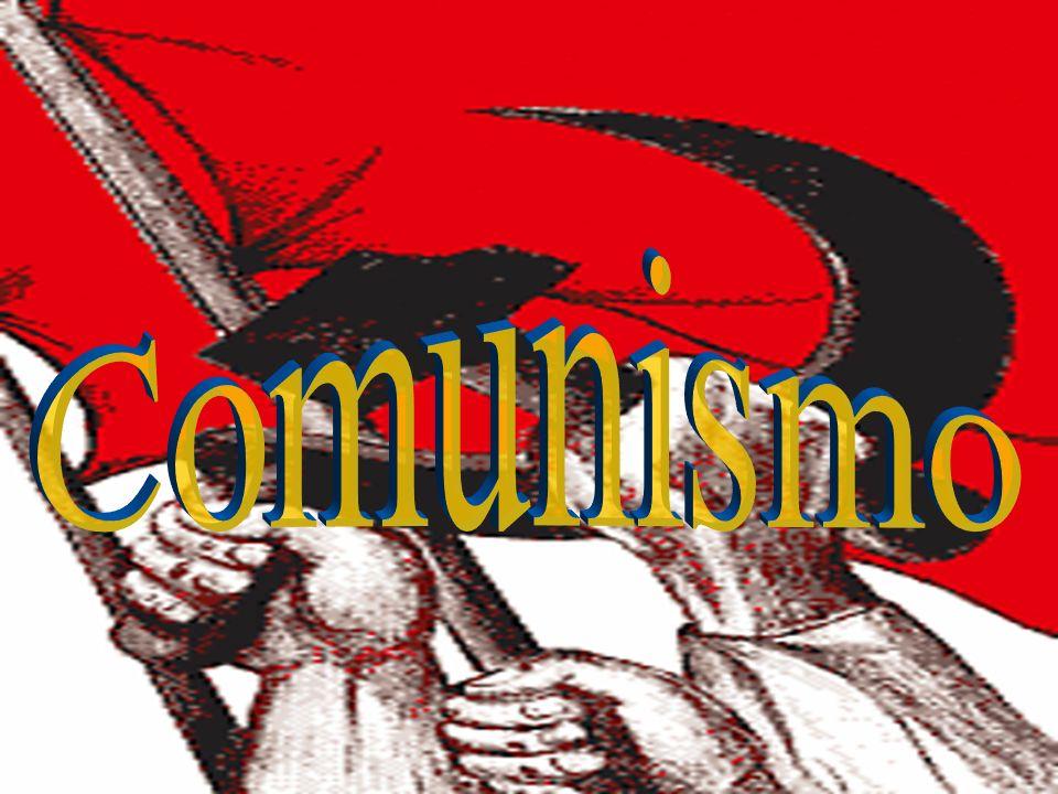 Estudos antropológicos mostram que o comunismo já existia desde os tempos mais remotos, mas ficou mais caracterizado e conscientizado depois de 1840.