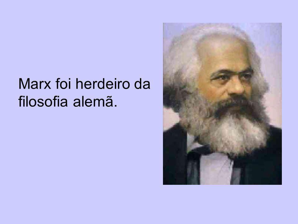 A grande obra de Marx é O Capital, aonde trata de fazer uma extensa análise da sociedade capitalista tanto para a humanidade em geral,como para o proletariado em particular.