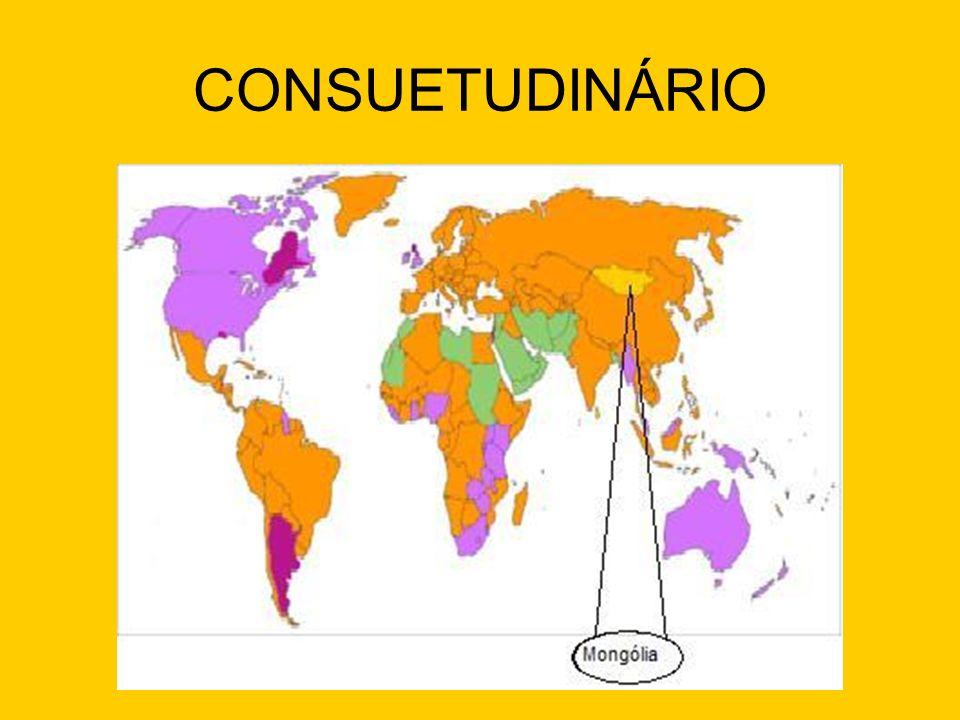 CONSUETUDINÁRIO