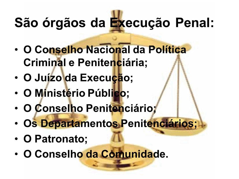 A Execução Penal no Brasil fundamenta- se basicamente em três dispositivos legais: CP - Código Penal – Decreto-Lei 2.848/1940; CPP - Código de Processo Penal – Decreto-Lei 3.689/1941; LEP - Lei de Execução Penal – Lei 7.210/1984.