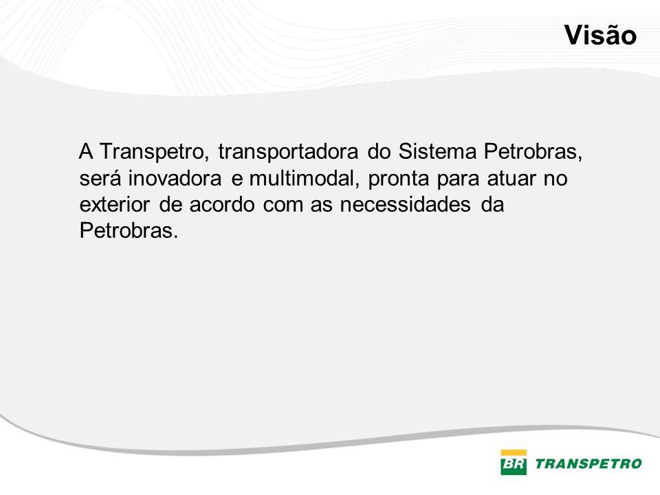 Infra-estrutura da Transpetro