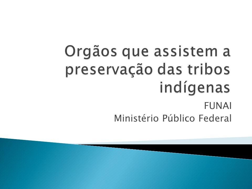 FUNAI Ministério Público Federal