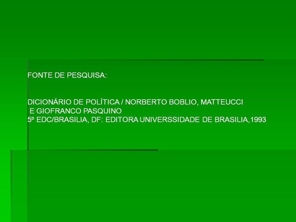 O PARTIDO CONSTITUI UM SUJEITO DE AÇÃO POLÍTICA PARA AGIR NA SOCIEDADE A FIM DE CONQUISTAR O PODER E GOVERNAR.