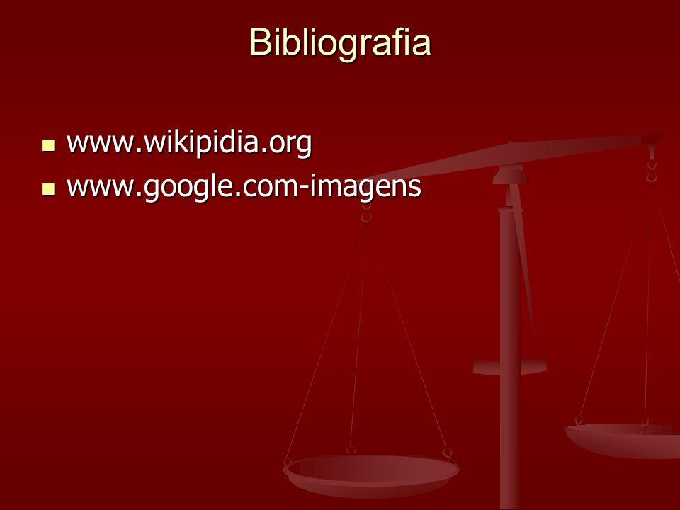 Bibliografia www.wikipidia.org www.wikipidia.org www.google.com-imagens www.google.com-imagens