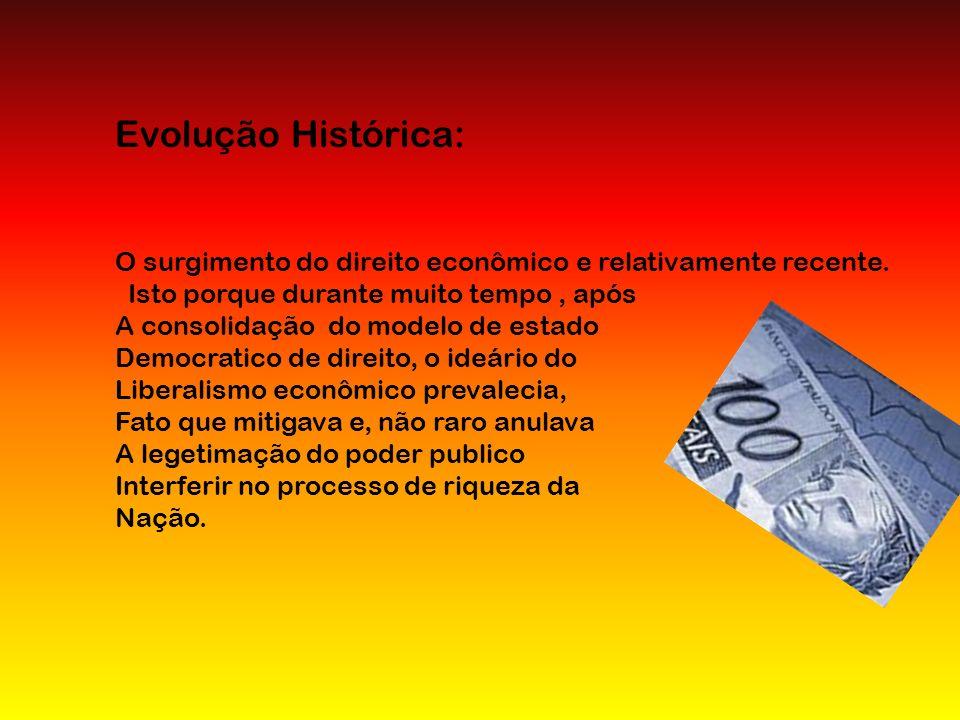 DIREITO ECONÔMICO E DIREITO DA ECONOMIA: Existe uma amplitude, sendo o Direito da Economia mais amplo Que o Direito Econômico.