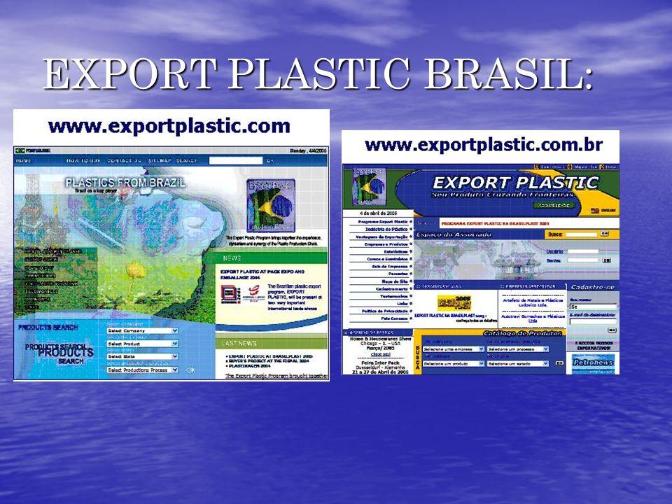 EXPORT PLASTIC BRASIL: