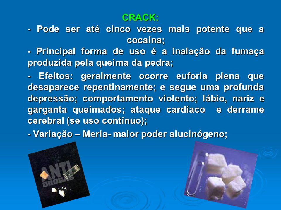 DROGADIÇÃO: - Quando inicia-se no mundo das drogas, vive através em razão delas; - Dominados por angustias e temores; - A droga mascara o medo e dá fa