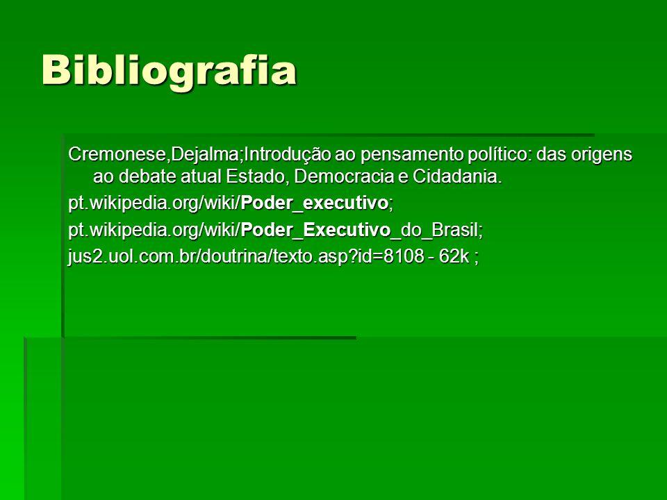 Bibliografia Cremonese,Dejalma;Introdução ao pensamento político: das origens ao debate atual Estado, Democracia e Cidadania. pt.wikipedia.org/wiki/Po