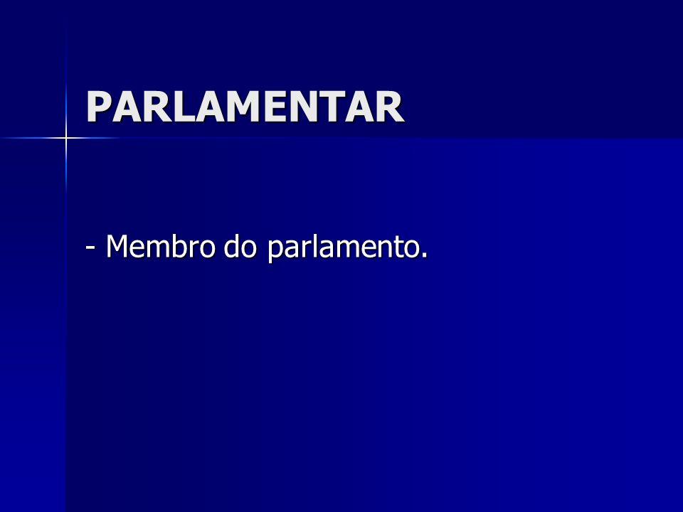 CRITICA Os críticos falam que a Imunidade Parlamentar é uma forma de legalizar a corrupção no Brasil.