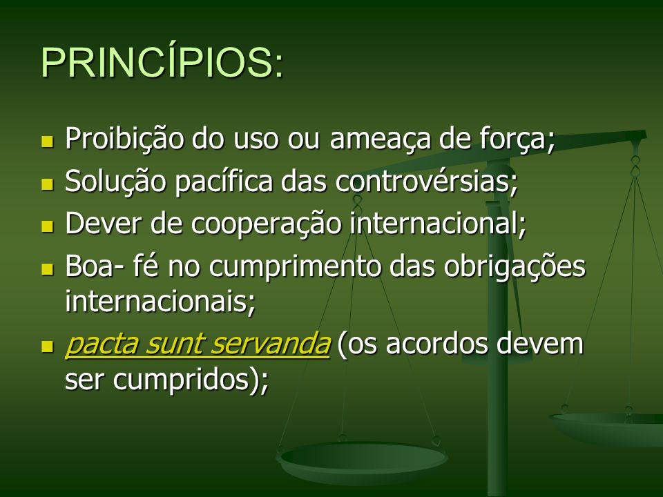 LITÍGIOS INTERNACIONAIS E SOLUÇÕES: Solução de controvérsia: negociação, mediação, conciliação, arbitragem; Solução de controvérsia: negociação, mediação, conciliação, arbitragem; Soluções pacíficas: meios diplomáticos, jurisdicionais, políticos e coercitivos.