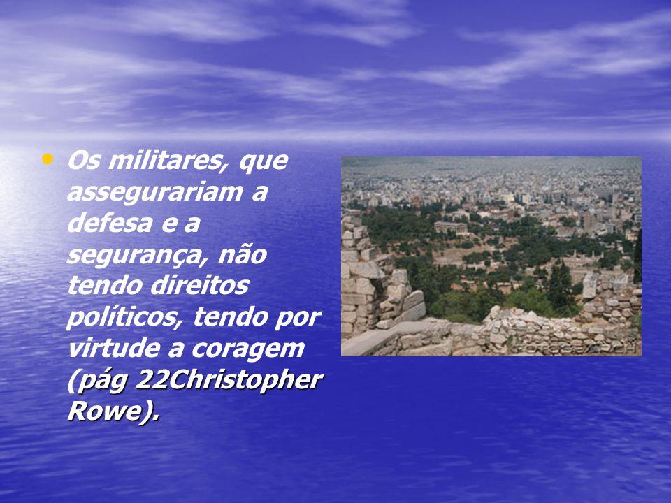 pág 22 Christopher Rowe).