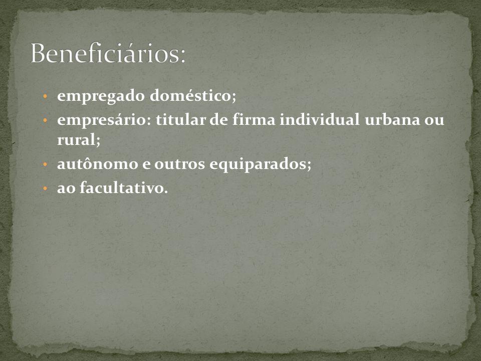 As contribuições Sociais para o custeio de benefícios decorrentes do acidente de trabalho estão previstas no art.